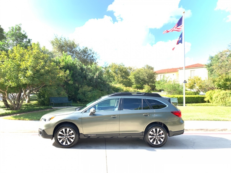 Subaru Outback Limited 2017 price $23,495