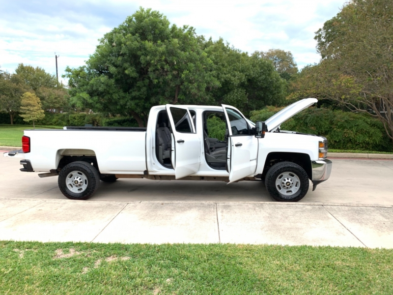 Chevrolet Silverado 2500HD 2017 price $27,995