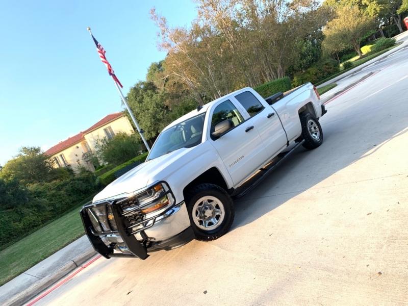 Chevrolet Silverado 1500 4X4 2017 price $23,995