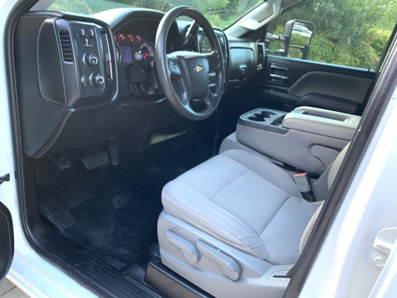 Chevrolet Silverado 2500 HD 4X4 2018 price $30,995