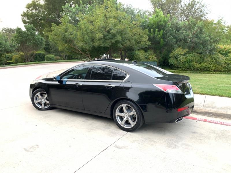 Acura TL Technology pkg 2010 price $7,850