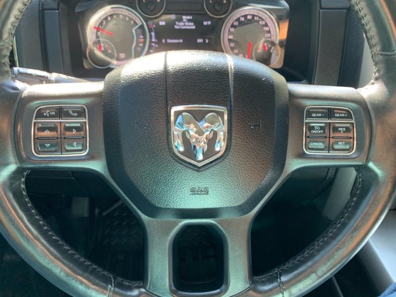 RAM 1500 Sport 4X4 2016 price $28,995