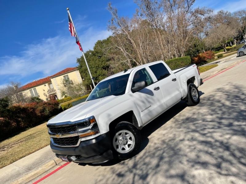 Chevrolet Silverado 4WD 2017 price $21,995