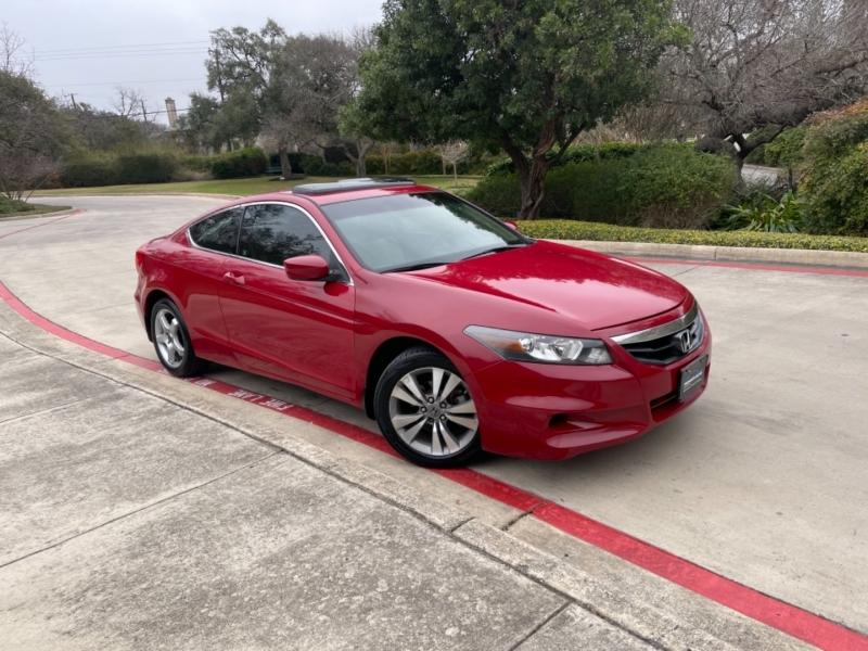 Honda Accord Cpe EX-L 2012 price $6,995
