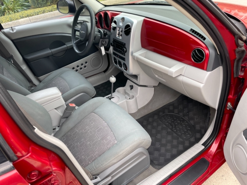 Chrysler PT Cruiser 2008 price $1,995