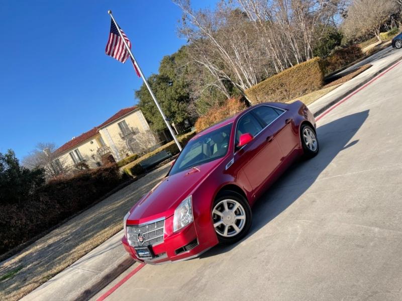 Cadillac CTS 2008 price $8,495