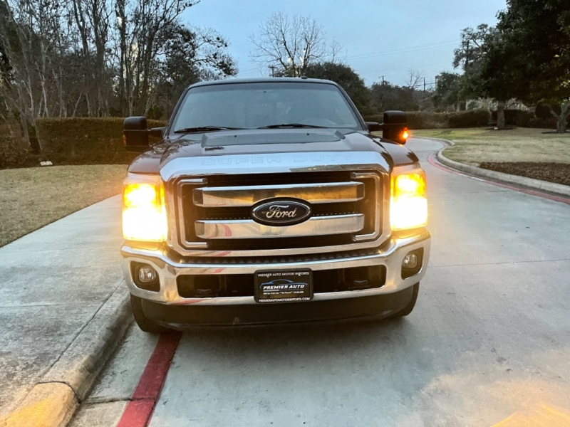 Ford Super Duty F-250 SRW Lariat 4WD 2012 price $25,995