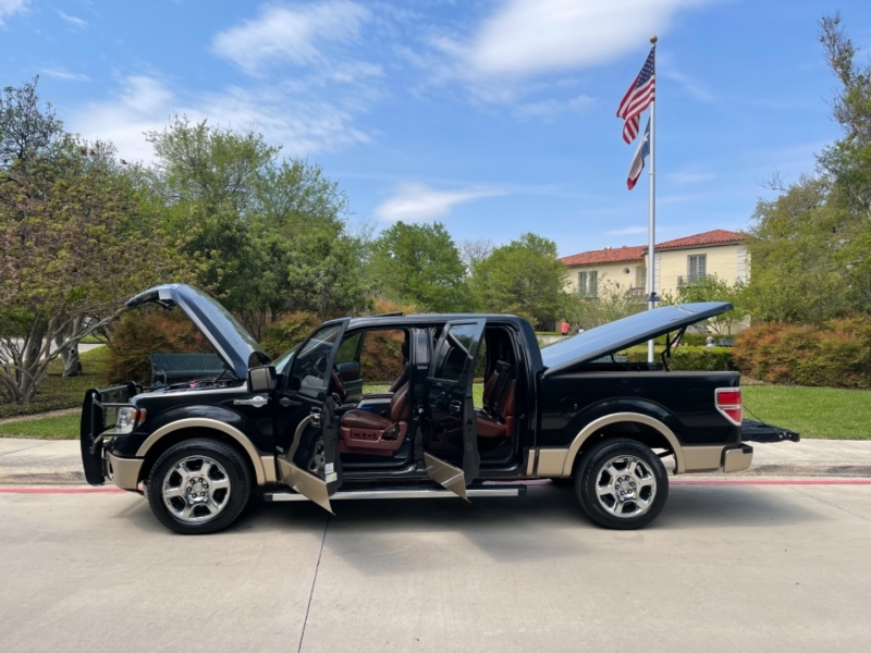 Ford F-150 King Ranch 2013 price $19,995