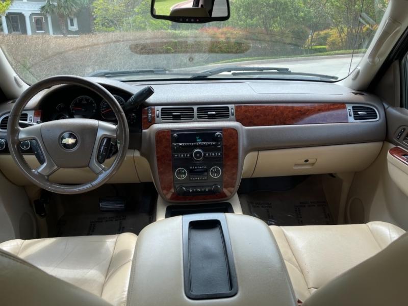 Chevrolet Silverado 1500 LTZ 4WD 2012 price $18,995