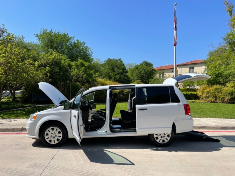 Dodge Grand Caravan Conversion 2019 price $23,995