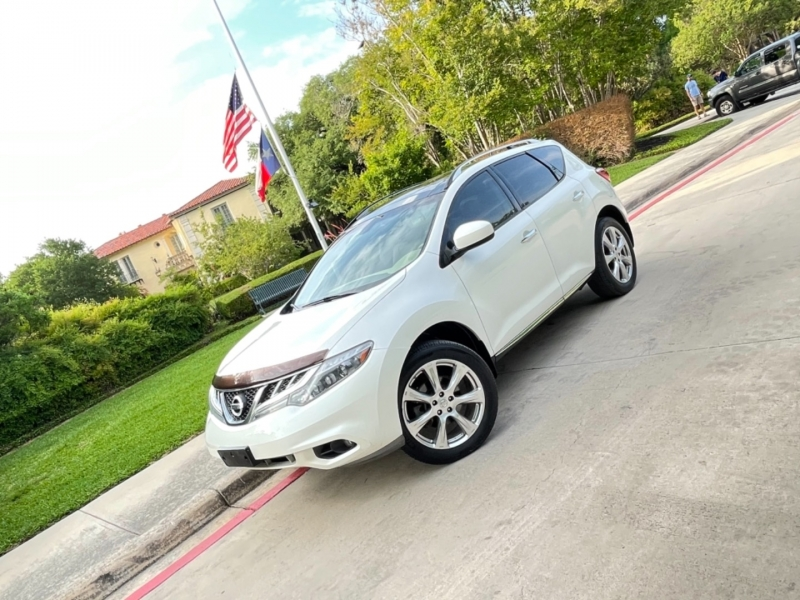 Nissan Murano SL 2012 price $9,995