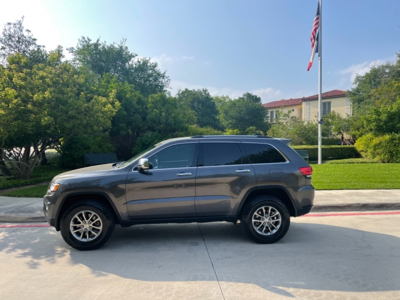 Jeep Grand Cherokee 4WD Limited 2015 price $17,995
