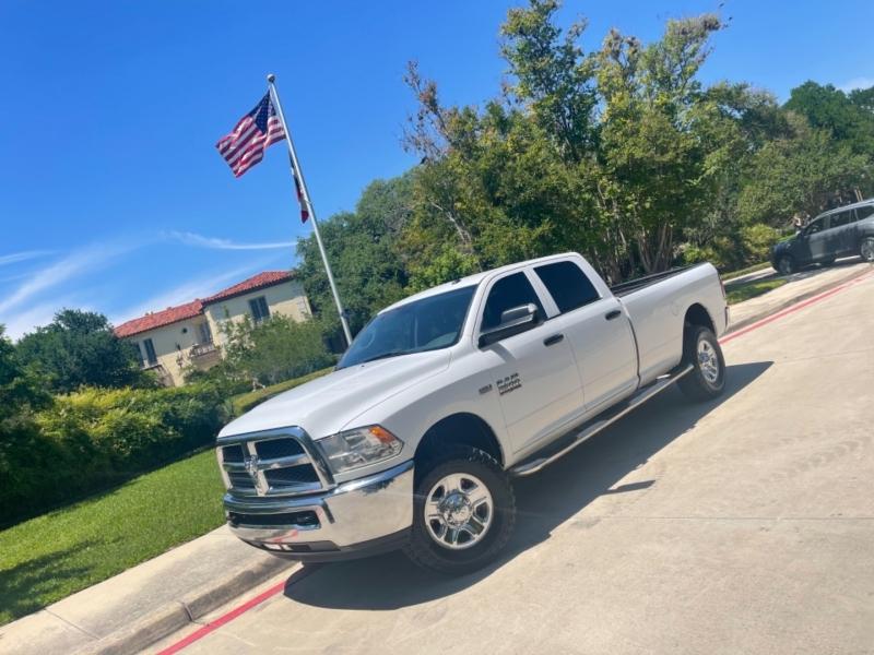 RAM 2500 Tradesman 4X4 2018 price $32,995