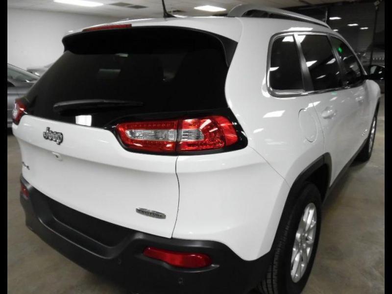 Jeep CHEROKEE 2017 price $15,500