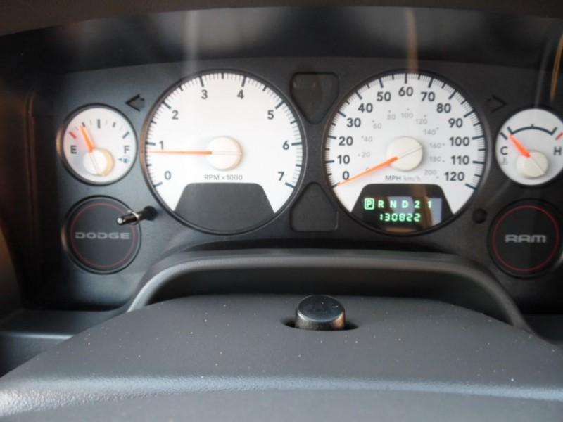 DODGE RAM 1500 2008 price $9,895
