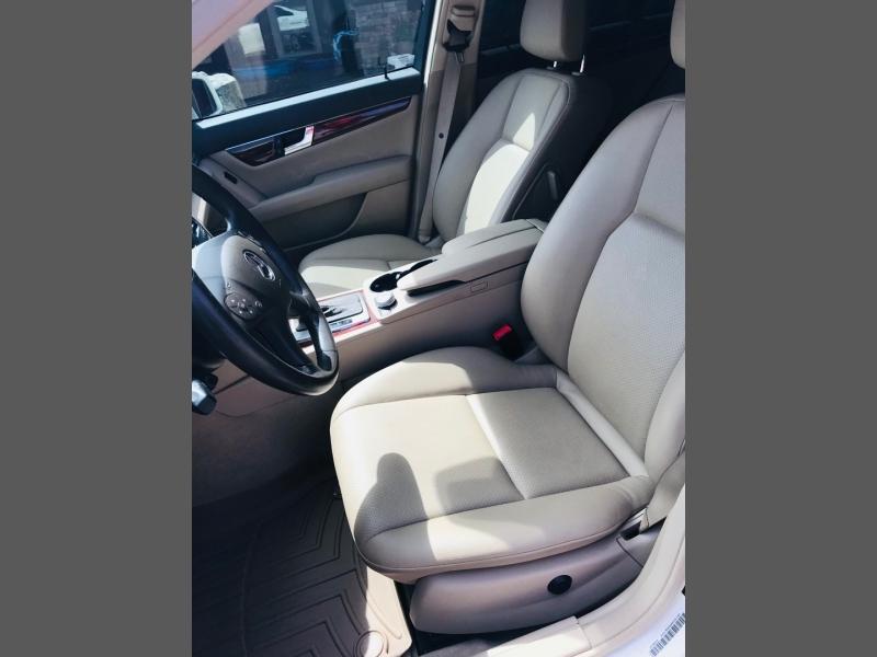 Mercedes-Benz C-Class 2011 price SOLD!