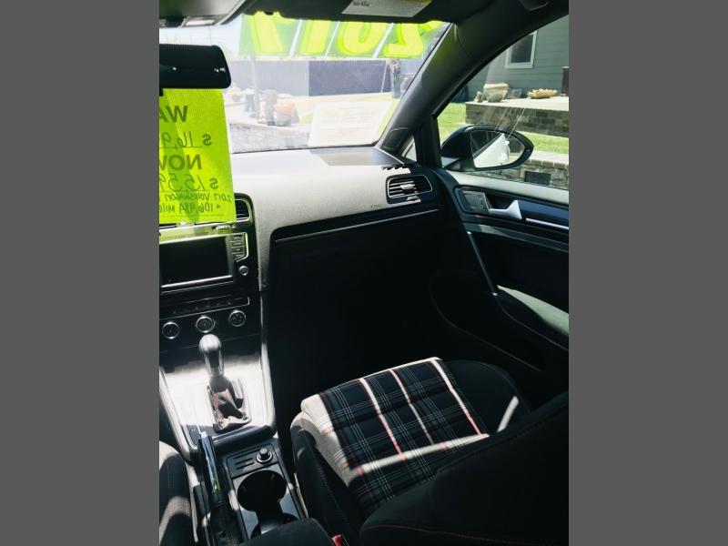 Volkswagen Golf GTI 2017 price $15,599