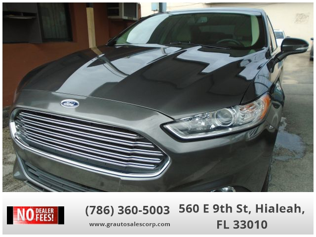 Ford Fusion 2016 price $1,000 Down