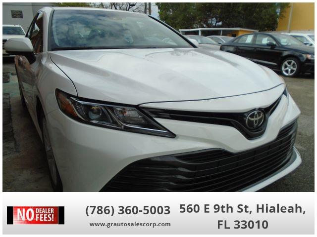 Toyota Camry 2018 price $1,000 Down