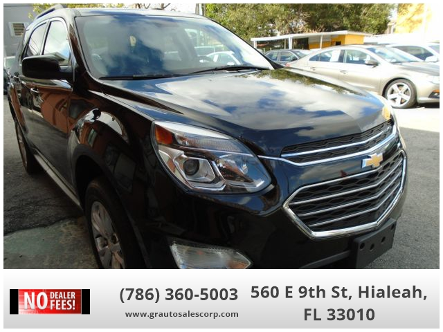 Chevrolet Equinox 2016 price $1,500 Down