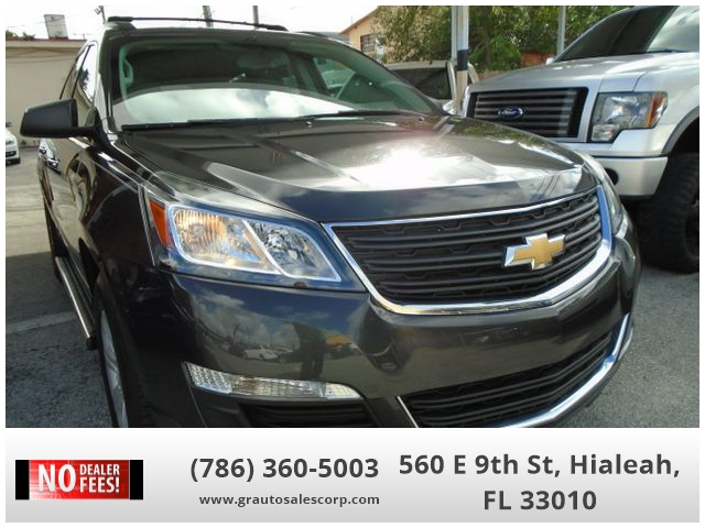 Chevrolet Traverse 2016 price $1,500 Down