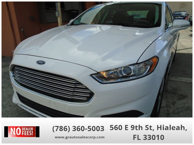 Ford Fusion 2014 price $500 Down