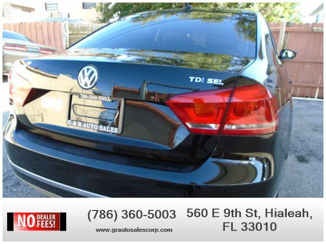 Volkswagen Passat 2012 price $1,000 Down