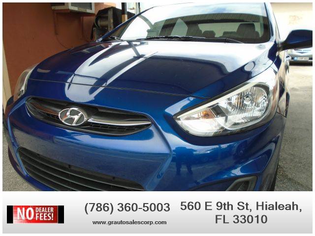 Hyundai Accent 2015 price $1,000 Down