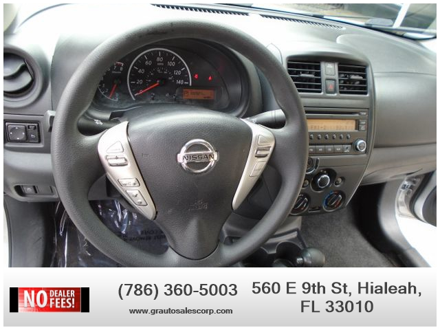 Nissan Versa 2016 price $1,000 Down