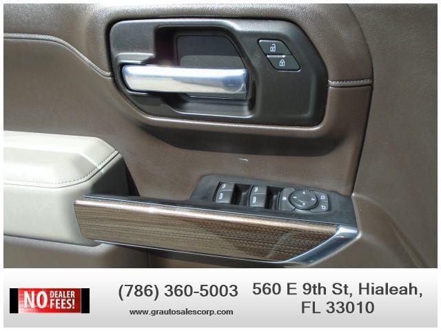 Chevrolet Silverado 1500 Double Cab 2020 price $0