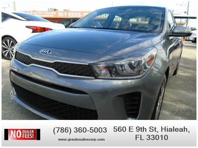 Kia Rio 2020 price $11,495