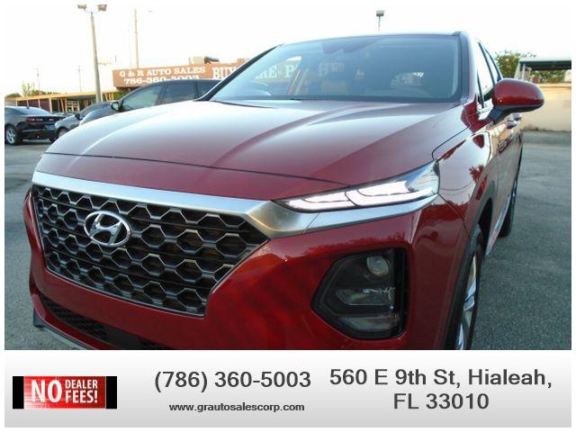 Hyundai Santa Fe 2020 price $18,995