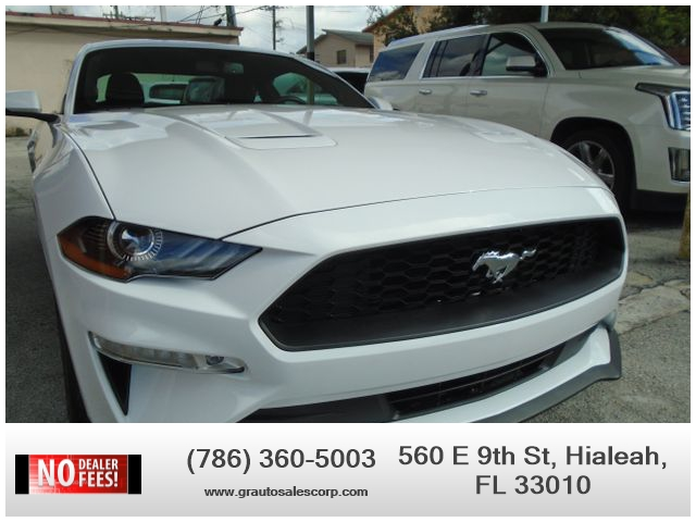 Ford Mustang 2020 price $22,995