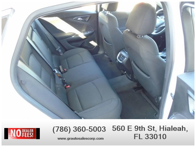 Chevrolet Malibu 2020 price $14,500