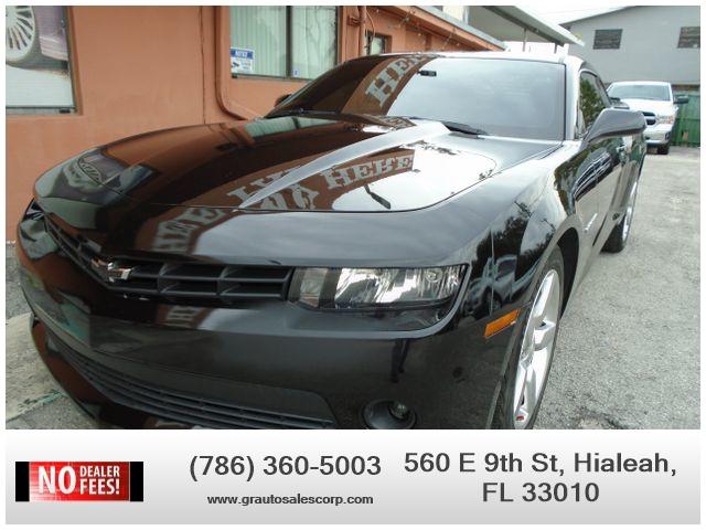 Chevrolet Camaro 2015 price $11,800