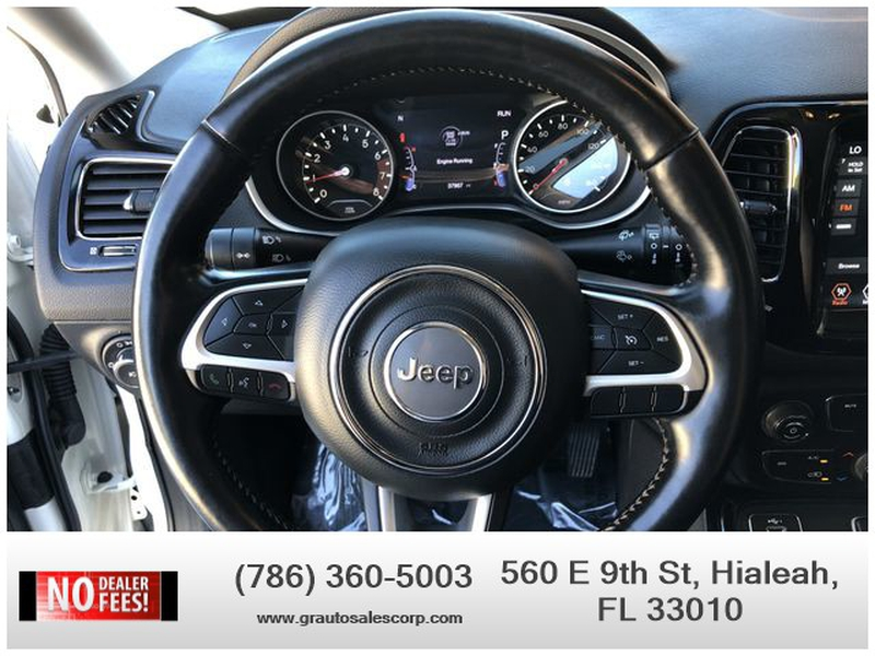 Jeep Compass 2020 price