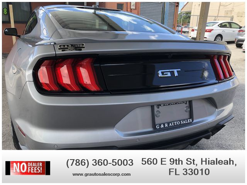 Ford Mustang 2020 price $37,895