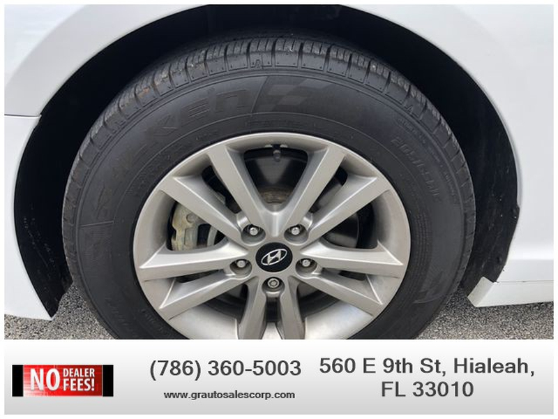 Hyundai Sonata 2016 price $7,995