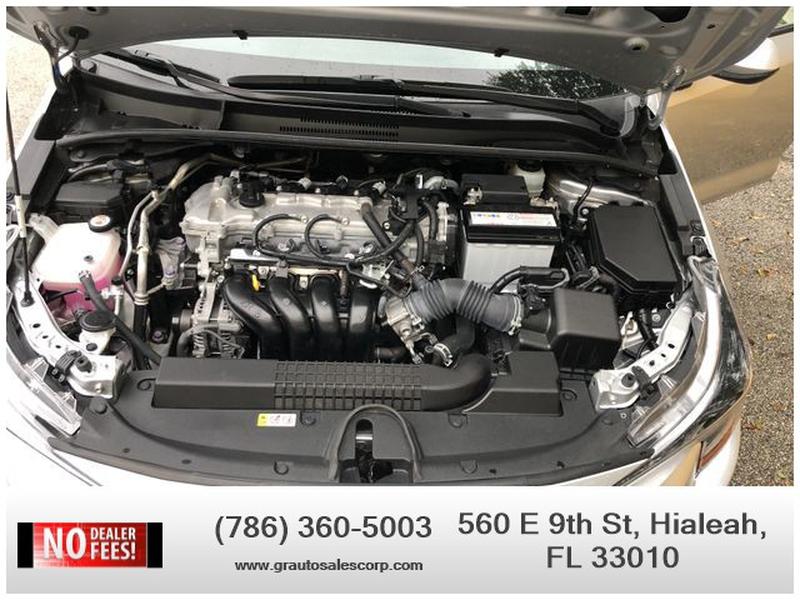 Toyota Corolla 2020 price $15,595