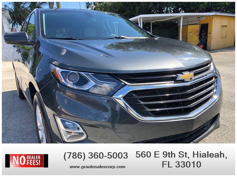 Chevrolet Equinox 2018 price $13,495