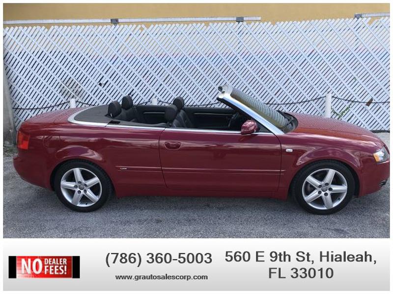 Audi A4 2004 price $7,995