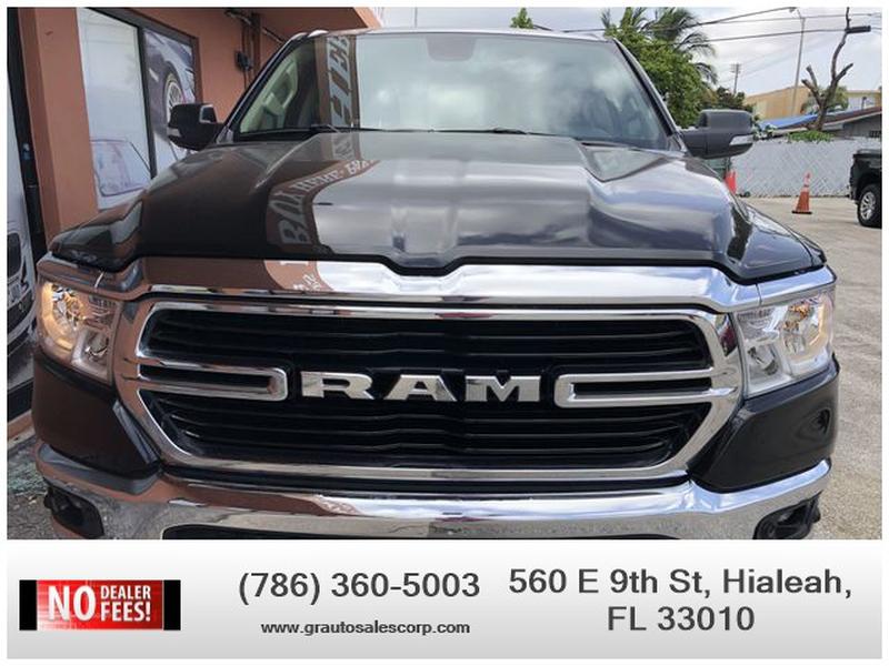 Ram 1500 Quad Cab 2020 price $33,995