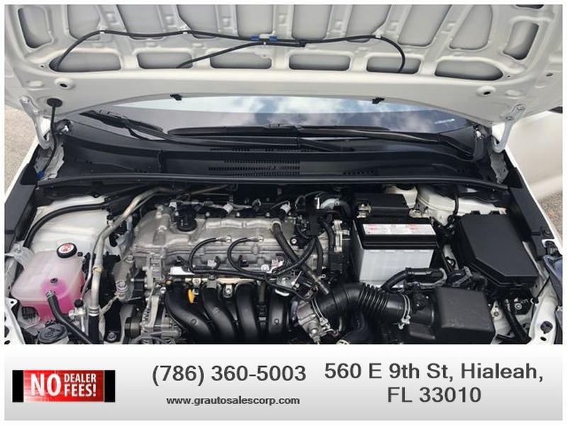 Toyota Corolla 2021 price $18,995