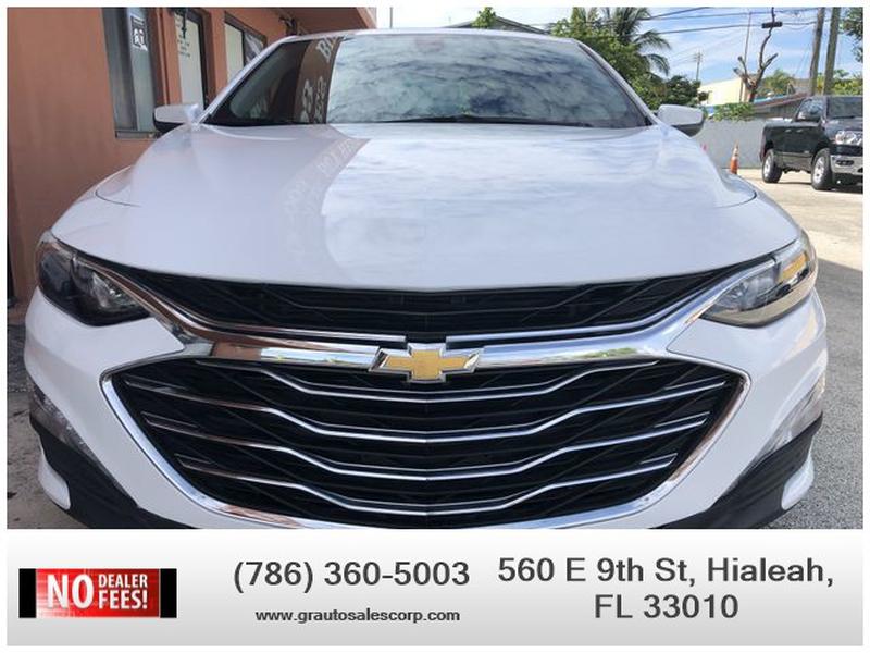 Chevrolet Malibu 2021 price