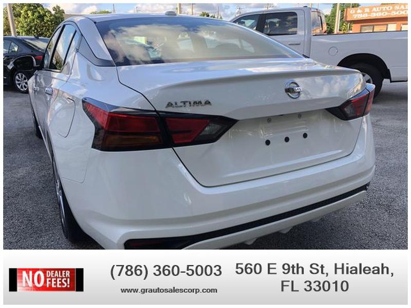 Nissan Altima 2020 price $18,995