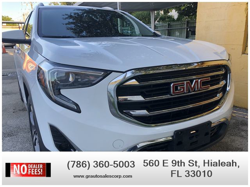 GMC Terrain 2020 price Call for Pricing.