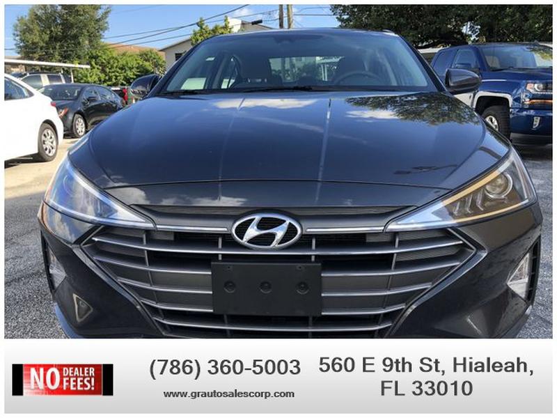 Hyundai Elantra 2020 price