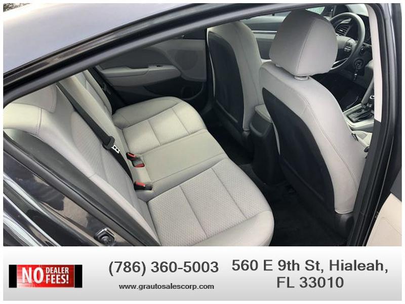 Hyundai Elantra 2020 price $18,895
