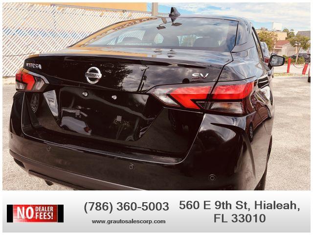 Nissan Versa 2021 price