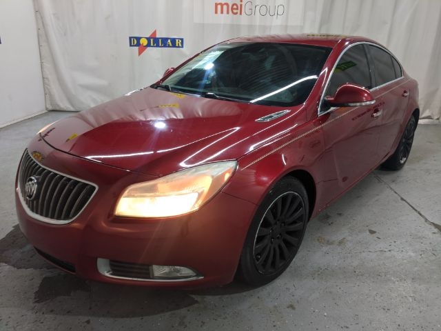 Buick Regal 2012 price $0